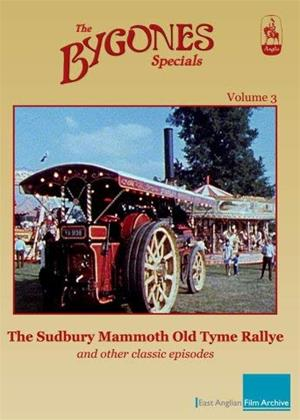 Rent The Bygones: Vol.3 (aka Bygones Specials Volume 3 - The Sudbury Mammoth Old Tyme Rallye and other episodes) Online DVD & Blu-ray Rental