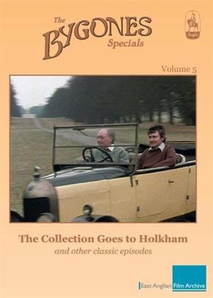 Rent The Bygones: Vol.5 (aka Bygones Specials Volume 5 - The Collection Goes to Holkham and other episodes) Online DVD & Blu-ray Rental