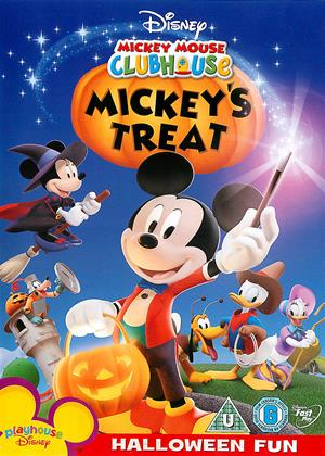 Rent Mickey Mouse Clubhouse: Mickey's Treat Online DVD & Blu-ray Rental
