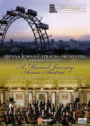 Rent Vienna Johann Strauss Orchestra: A Musical Journey Across Austria Online DVD & Blu-ray Rental