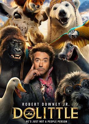 Rent Dolittle (aka The Voyage of Doctor Dolittle) Online DVD & Blu-ray Rental