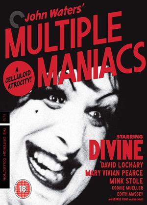 Rent Multiple Maniacs Online DVD & Blu-ray Rental