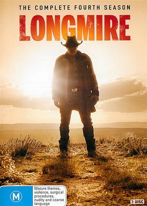 Rent Longmire: Series 4 Online DVD & Blu-ray Rental