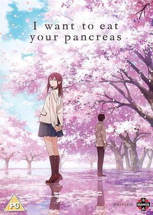 Rent I Want to Eat Your Pancreas (aka Kimi no suizô o tabetai) Online DVD & Blu-ray Rental