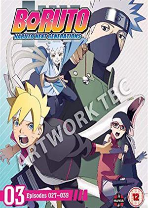 Rent Boruto: Naruto Next Generations: Vol.3 Online DVD & Blu-ray Rental