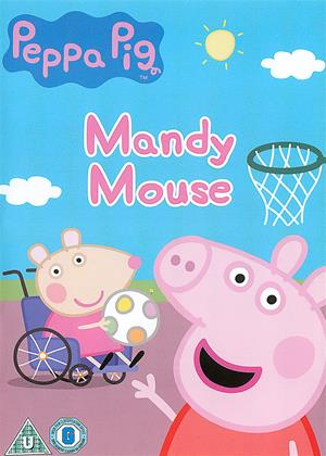 Rent Peppa Pig: Mandy Mouse Online DVD & Blu-ray Rental