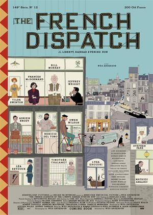 Rent The French Dispatch Online DVD & Blu-ray Rental