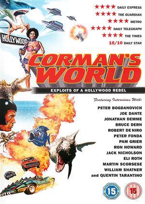 Rent Corman's World: Exploits of a Hollywood Rebel Online DVD & Blu-ray Rental