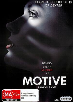 Rent Motive: Series 4 Online DVD & Blu-ray Rental