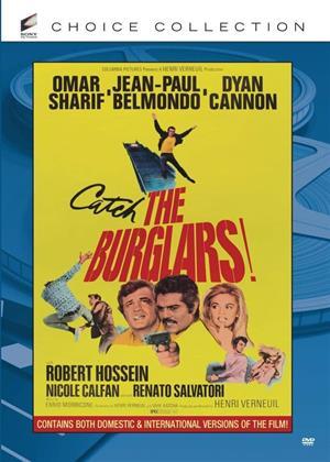 Rent The Burglars (aka Le casse) Online DVD & Blu-ray Rental