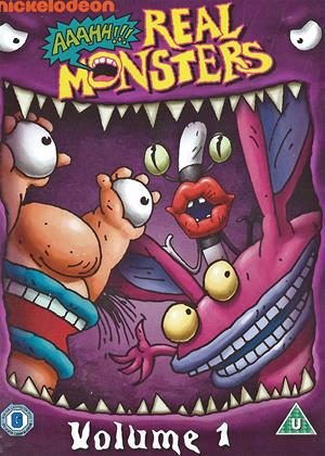 Rent Aaahh!!! Real Monsters: Vol.1 Online DVD & Blu-ray Rental