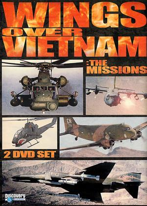 Rent Wings Over Vietnam: The Missions Online DVD & Blu-ray Rental