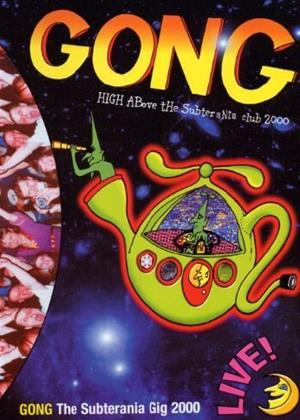 Rent Gong: High Above the Subterranea Club: Live! Online DVD & Blu-ray Rental