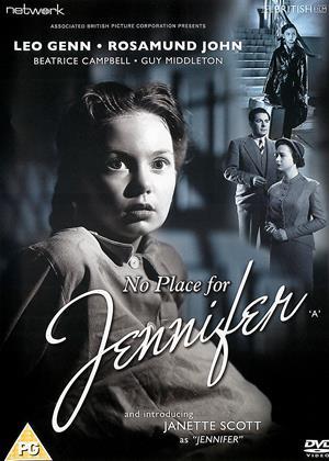 Rent No Place for Jennifer Online DVD & Blu-ray Rental