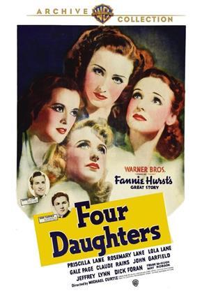 Rent Four Daughters Online DVD & Blu-ray Rental