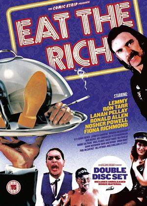 Rent Eat the Rich (aka Comic Strip Presents - Eat The Rich) Online DVD & Blu-ray Rental