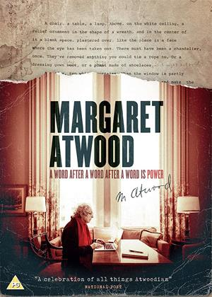 Rent Margaret Atwood: A Word After a Word After a Word Is Power Online DVD & Blu-ray Rental