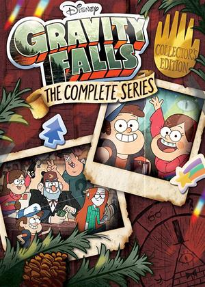 Rent Gravity Falls: Series Online DVD & Blu-ray Rental