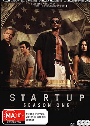 Rent StartUp: Series 1 Online DVD & Blu-ray Rental