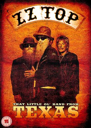 Rent ZZ Top: That Little Ol' Band from Texas Online DVD & Blu-ray Rental