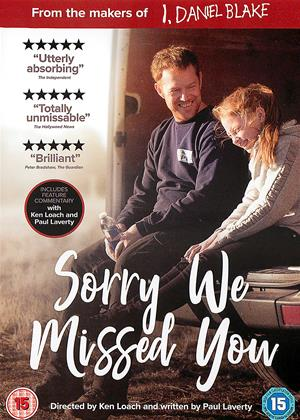 Rent Sorry We Missed You Online DVD & Blu-ray Rental
