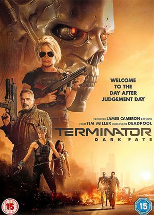 Rent Terminator: Dark Fate (aka Terminator 6) Online DVD & Blu-ray Rental