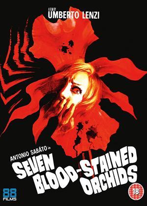 Rent Seven Blood-Stained Orchids (aka Sette orchidee macchiate di rosso / Das Rätsel des silbernen Halbmonds) Online DVD & Blu-ray Rental