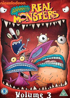 Rent Aaahh!!! Real Monsters: Vol.3 Online DVD & Blu-ray Rental