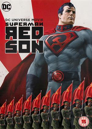 Rent Superman: Red Son Online DVD & Blu-ray Rental