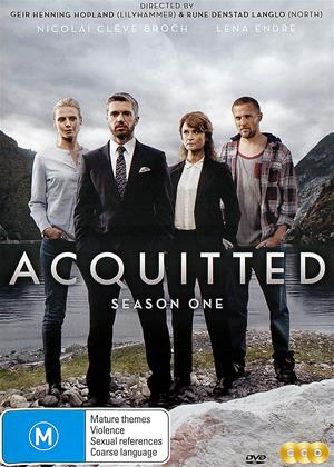 Rent Acquitted: Series 1 (aka Frikjent) Online DVD & Blu-ray Rental