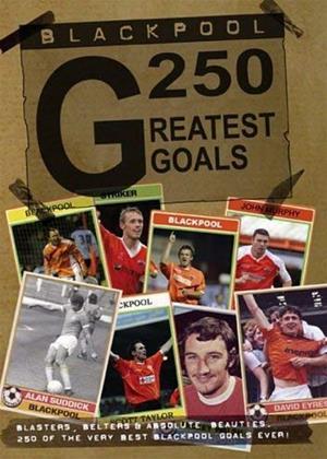 Rent Blackpool FC Greatest Goals Online DVD & Blu-ray Rental