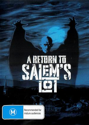 Rent A Return to Salem's Lot Online DVD & Blu-ray Rental