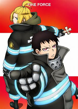 Rent Fire Force Online DVD & Blu-ray Rental