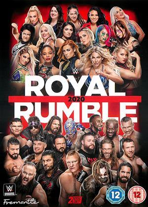 Rent WWE: Royal Rumble 2020 Online DVD & Blu-ray Rental