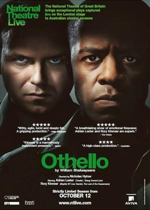 Rent National Theatre: Othello Online DVD & Blu-ray Rental