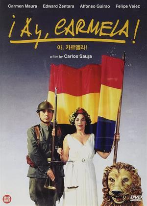 Rent I Ay, Carmela! (aka ¡Ay, Carmela!) Online DVD & Blu-ray Rental