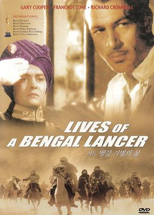Rent The Lives of a Bengal Lancer Online DVD & Blu-ray Rental