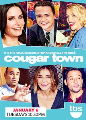 Rent Cougar Town: Series 6 Online DVD & Blu-ray Rental