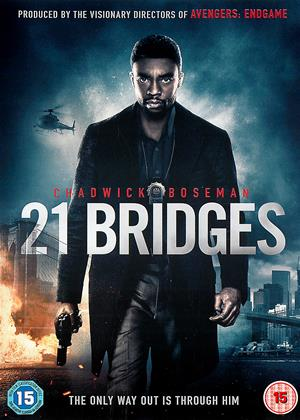 Rent 21 Bridges Online DVD & Blu-ray Rental