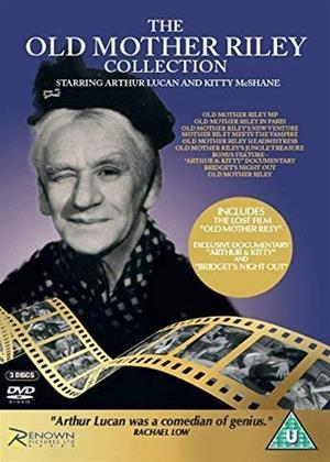 Rent The Old Mother Riley Collection Online DVD & Blu-ray Rental