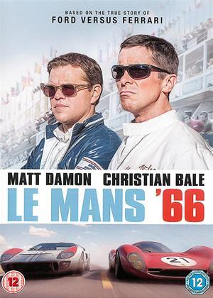 Rent Le Mans '66 (aka Ford v Ferrari) Online DVD & Blu-ray Rental