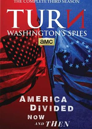 Rent TURN: Washington's Spies: Series 3 Online DVD & Blu-ray Rental