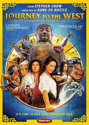 Rent Journey to the West: The Demons Strike Back (aka Journey to the West: Demon Chapter) Online DVD & Blu-ray Rental