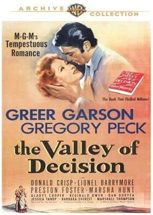 Rent The Valley of Decision Online DVD & Blu-ray Rental