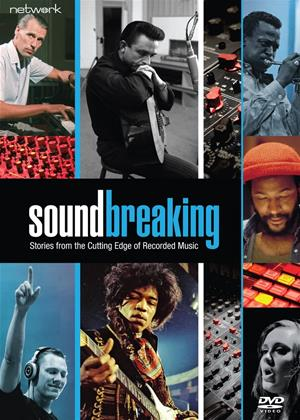 Rent SoundBreaking (aka Soundbreaking: Stories from the Cutting Edge of Recorded Music) Online DVD & Blu-ray Rental