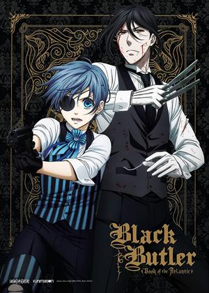 Rent Black Butler: Book of the Atlantic (aka Kuroshitsuji: Book of the Atlantic) Online DVD & Blu-ray Rental