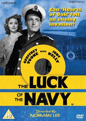 Rent The Luck of the Navy (aka North Sea Patrol) Online DVD & Blu-ray Rental