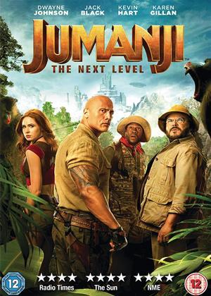 Rent Jumanji: The Next Level (aka Jumanji 2) Online DVD & Blu-ray Rental