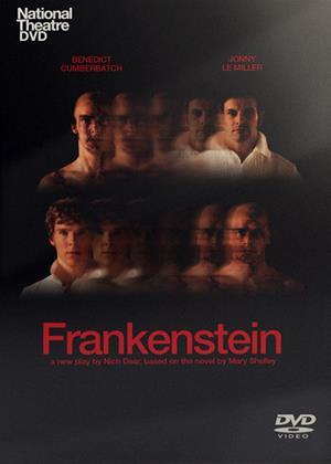 Rent National Theatre Live: Frankenstein Online DVD & Blu-ray Rental