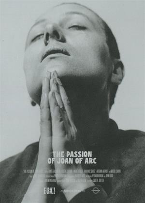 Rent The Passion of Joan of Arc (aka La passion de Jeanne d'Arc) Online DVD & Blu-ray Rental